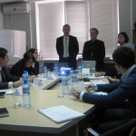 National Bureau of Enforcement Visited by Swedish Colleagues