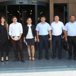 Kyrgyz guests got acquainted with the enforcement and non-enforcement services