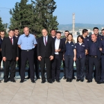 The Policemen of the National Bureau of Enforcement celebrated their Professional Day