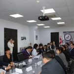 The Uzbekistan delegation got acquainted with the specifics of the Georgian enforcement system