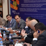 NBE Officials Attending International Scientific-Practical Conference in Tsakhkadzor