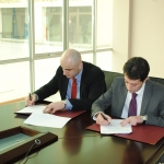 Memorandum on Cooperation Signed Between National Bureau of Enforcement and Service Agency of the Ministry of Finance