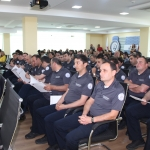 The Enforcement Police celebrated the professional day