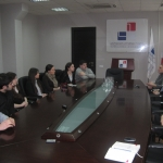 Legal Clinic Started on the Basis of National Bureau of Enforcement for TSU Post-graduates