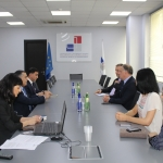 Azerbaijani colleagues got acquainted with the innovations of the Georgian enforcement system