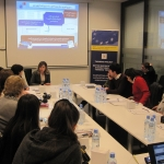 The National Bureau of Enforcement invited media representatives in Telavi