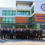 The first well-equipped and modern office of the enforcement police was opened