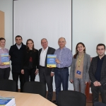 "Presentation of  ""Review of Georgian Enforcement System"" held at Tbilisi State University"