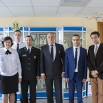 Visit of the Delegation of the National Bureau of Enforcement to the Republic of Belarus